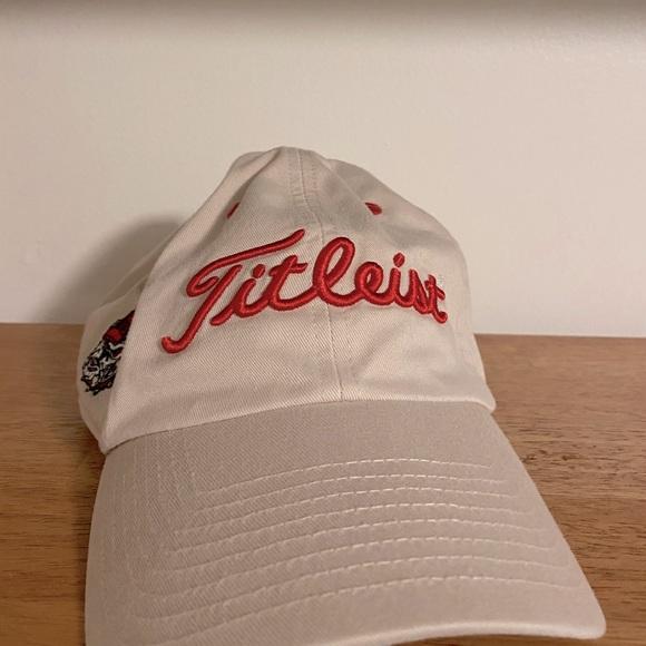 Titleist GA Bulldogs golf cap